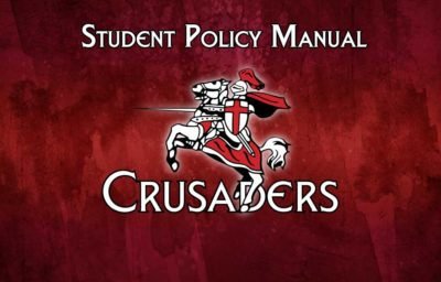 GBCS Student Policy Manual